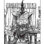 a-cidadela-do-caos-livro-jogo-homem