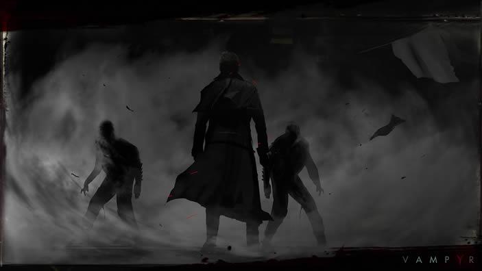 vampyr-personagens